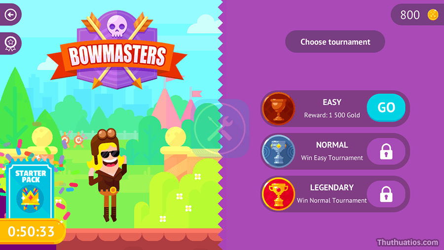 bowmasters-che-do-tournaments