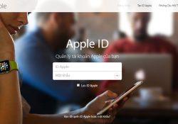 Hướng dẫn kích hoạt bảo mật 2 lớp cho tài khoản Apple ID