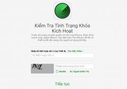 Hướng dẫn kiểm tra tài khoản iCloud trên các thiết bị iOS