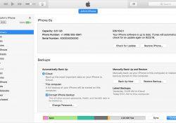 Cách khôi phục (restore) lại iPhone/iPad/iPod Touch bằng phần mềm iTunes