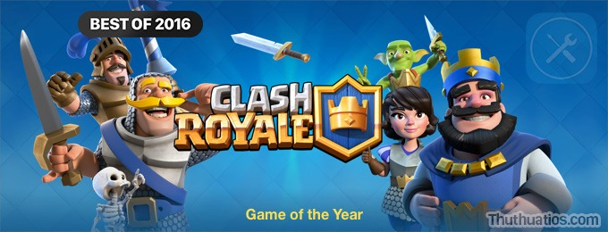clash royale game cua nam 2016