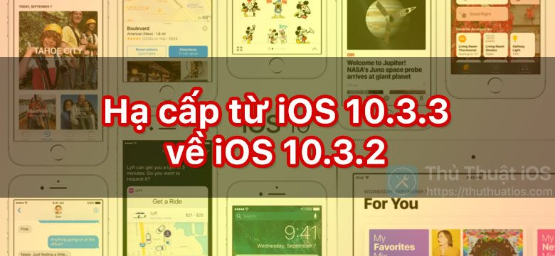 ha cap ios 10 3 3 ve 10 3 2