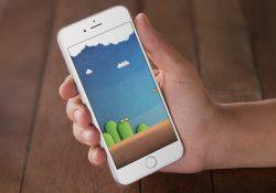 Mời tải về hình nền Super Mario dành cho iPhone