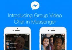 Facebook Messenger đã hỗ trợ tính năng gọi video nhóm trên toàn cầu