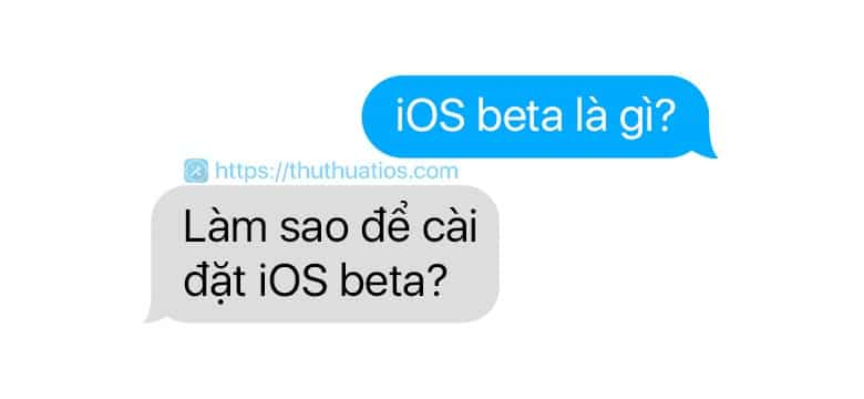 ios beta la gi lam sao de cai dat ios beta