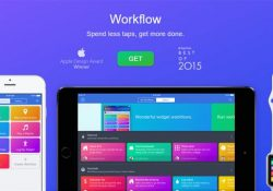 Apple mua lại ứng dụng Workflow, cho phép tải về miễn phí
