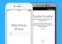 Hướng dẫn chuyển hình ảnh và dữ liệu từ Android sang iPhone mới của bạn