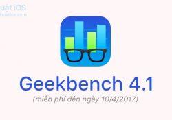 Geekbench 4 bổ sung tính năng đo hiệu suất GPU chuẩn, cho phép tải về miễn phí trong thời gian ngắn