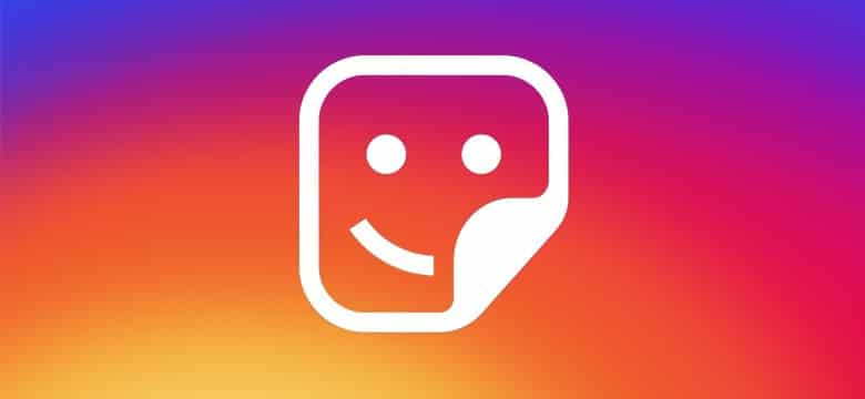 instagram sticker