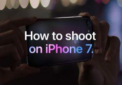 Apple ra mắt trang web và loạt video 'Làm thế nào để chụp ảnh trên iPhone 7'