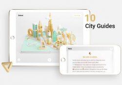 Apple tặng mã đổi quà ứng dụng AirPano City Book (trị giá 2,99$) miễn phí