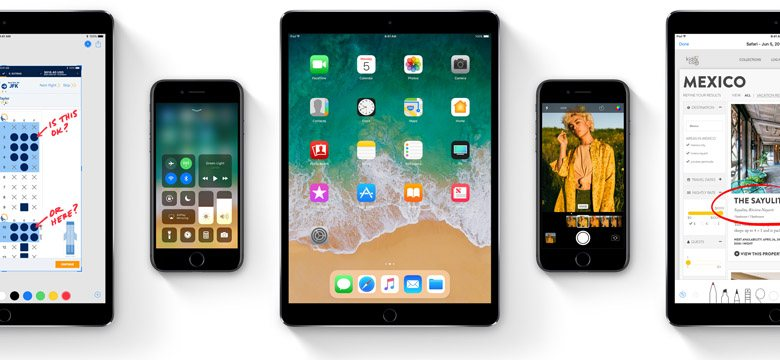 ios 11 preview banner