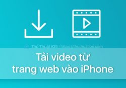 Các cách để tải video từ trang web vào iPhone miễn phí