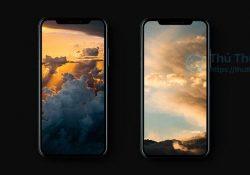 Mời tải về gói hình nền thứ ba dành cho iPhone X