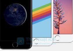 Rò rỉ một loạt hình nền mới trong iOS 11 GM