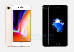 iPhone 8 có đáng để nâng cấp từ iPhone 7?