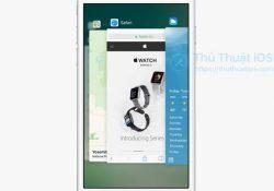 Tính năng mở đa nhiệm bằng 3D Touch sẽ xuất hiện lại trong bản cập nhật tiếp theo của iOS 11