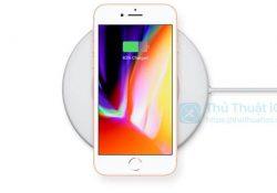 iPhone 8 sẽ đi kèm với tính năng sạc không dây chuẩn Qi