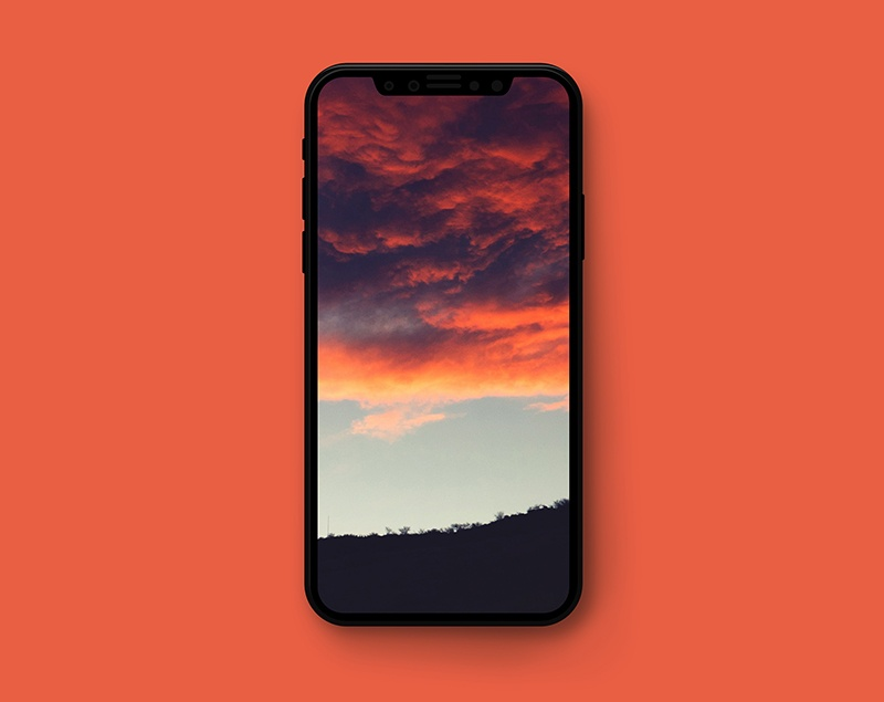 create-iPhone-X-wallpaper-by-Solefield-splash