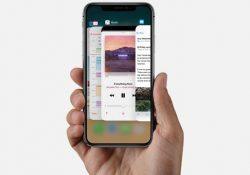 2 cách để thoát ứng dụng ngầm trên iPhone X nhanh hơn