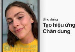Ứng dụng Patch cho phép bạn tạo hiệu ứng chân dung trên bất kỳ chiếc iPhone nào