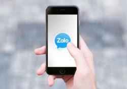 Hướng dẫn sao lưu và khôi phục tin nhắn của Zalo trên iOS