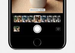 Cách áp dụng bộ lọc trực tiếp vào camera bằng một thao tác đơn giản