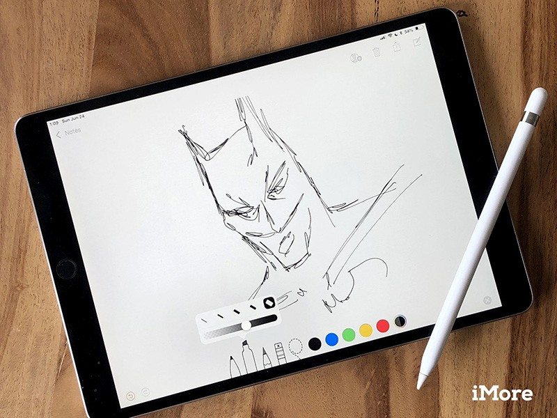 ipad pro ios 12 va apple pencil