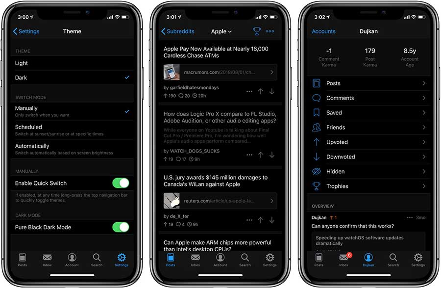 Apollo-for-Reddit-Pure-Black-Dark-Mode-enabled