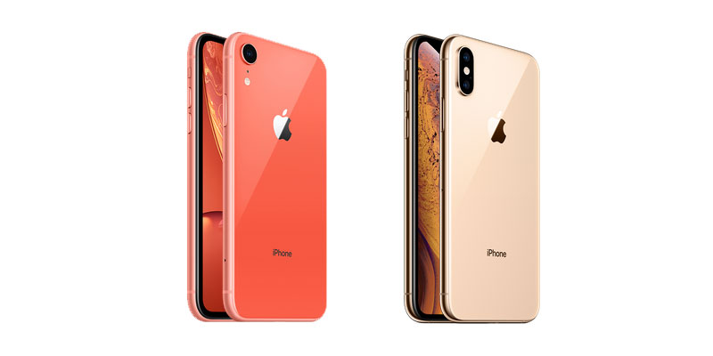 iphone-xr-cobal-va-iphone-xs-gold